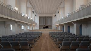 Rakvere Arvo Pärdi muusikamaja suur kontsertisaal